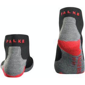 Falke RU 5 Lightweight Lyhyet Sukat Miehet, black mix